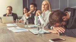 As reuniões que poderiam ter sido realizadas apenas com um