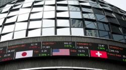 Jueves 'negro' para la Bolsa: sufre su peor caída en más de 7