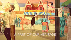 There's A New Heritage Minute, And For The 1st Time It's