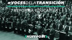 La Reforma Educativa y su andar en el Congreso