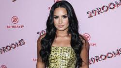 Demi Lovato bien déterminée à rester
