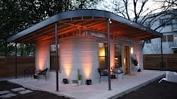R118K 3D-Printed Home Could Herald Cheaper Housing For