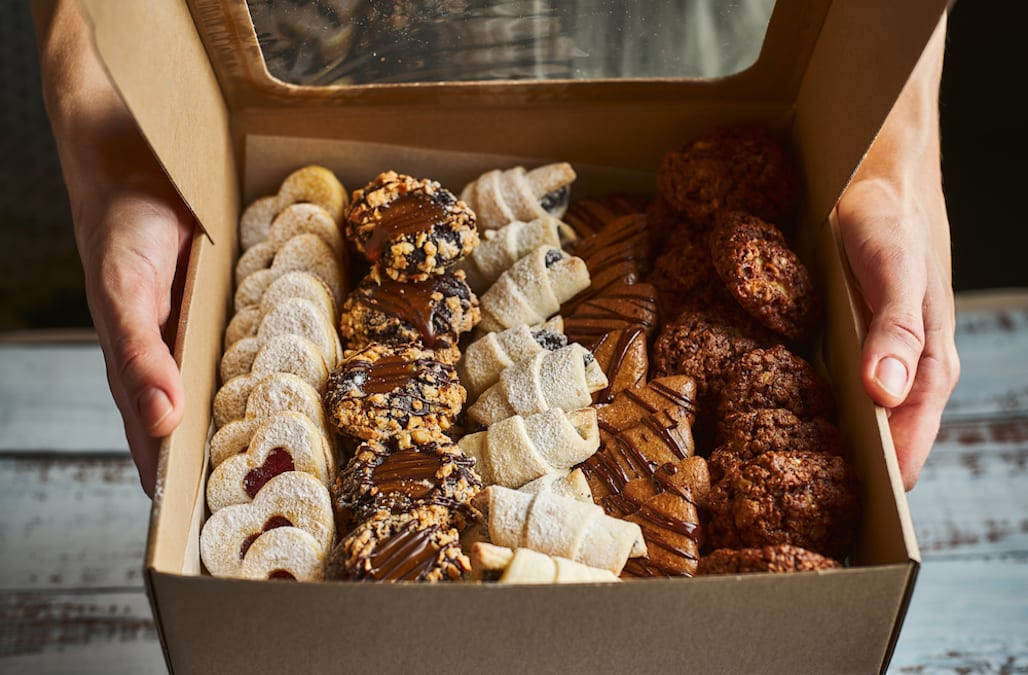 Give the gift of yum with these baked goods from Walmart