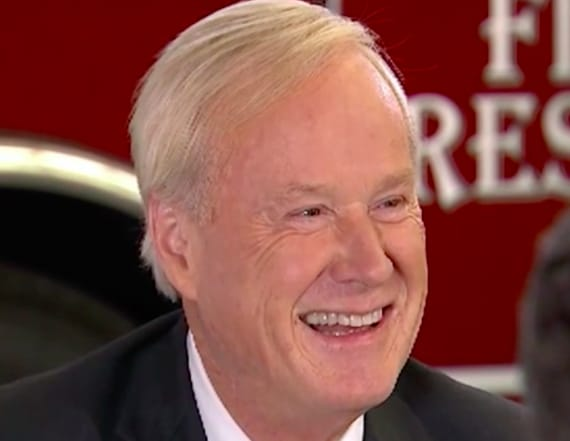 Chris Matthews asks for 'Bill Cosby pill' in footage