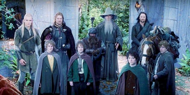 Amazon produira une série télé inspirée du Seigneur des anneaux