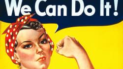 Celle qui a inspiré l'icône féministe