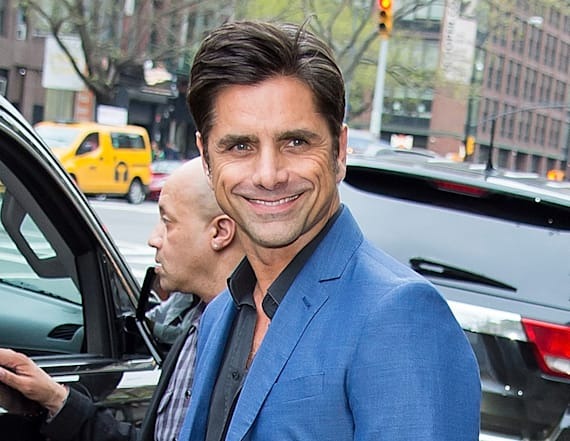 John Stamos posts naked photo on 54th birthday