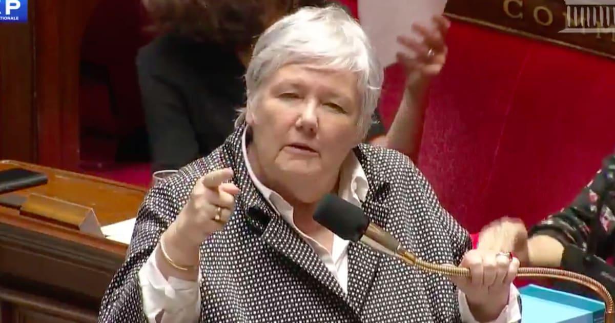 Loi asile et immigration: Vive passe d'armes entre la ministre Jacqueline Gourault et les députés LR