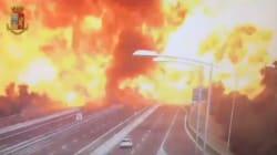 VIDEO: Explosión en Italia deja un muerto y decenas de