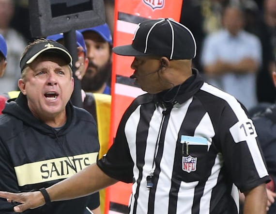 Payton reveals top referee said 'we messed it up'