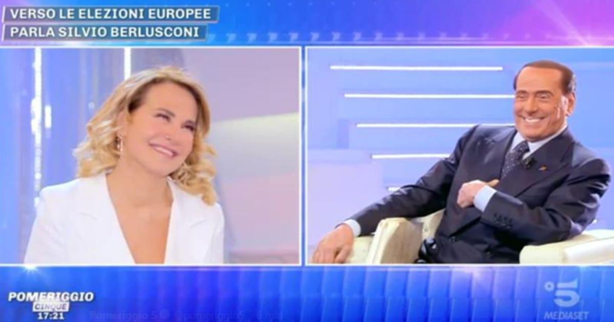 """Silvio Berlusconi: """"Gli italiani sono fuori di testa perché non mi votano"""""""