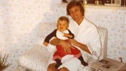 Le fils de Trump souhaite une bonne fête à son père en ressortant des vieux
