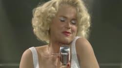 ¿Reconoces a la actriz y cantante que se metió en la piel de Marilyn