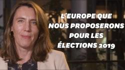 BLOG - L'Europe que nous proposerons aux citoyens pour les élections