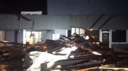 Aux avant-postes de l'ouragan Florence, une ville déjà durement