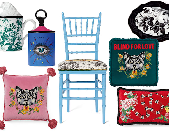 Gucci to launch décor collection this fall