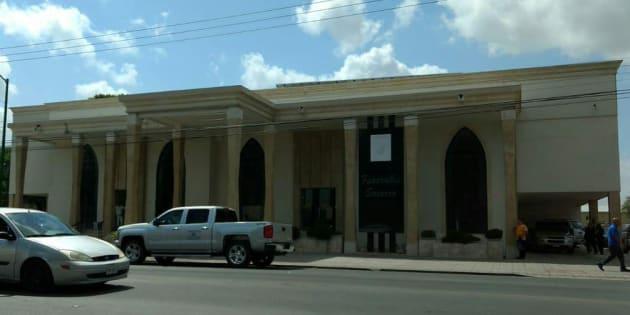 Este sábado velaron el cuerpo de Fernando Puron, quien fue asesinado ayer viernes 8 de junio en Coahuila.