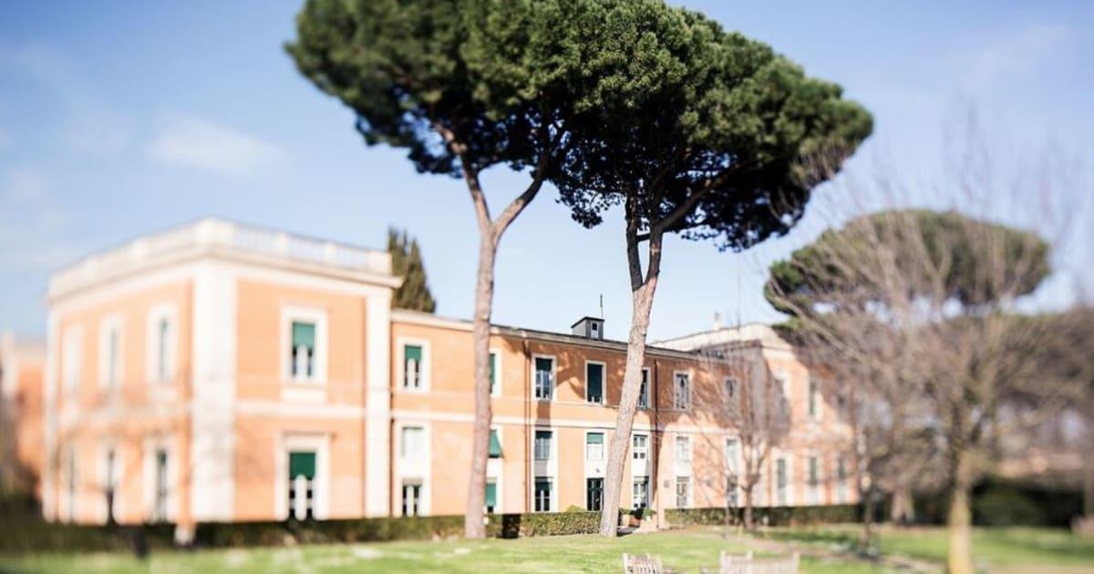 L'American Academy of Rome è una meraviglia nel cuore di Roma. Approfittatene per la Giornata del FAI d'Autunno