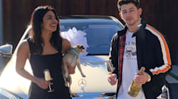 Nick Jonas Got Priyanka Chopra An Extravagant Present After 'Sucker' Reached No.