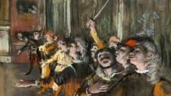 Un tableau de Degas, volé à Marseille en 2009, retrouvé par les douanes en