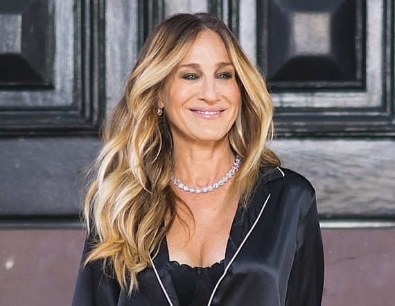 SJP is sexy cool in new lingerie campaign