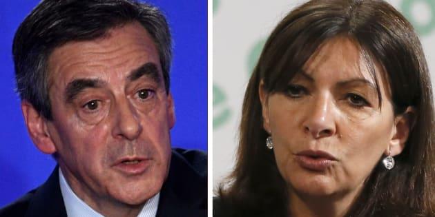 Anne Hidalgo demande à François Fillon de renoncer à son meeting du Trocadéro.