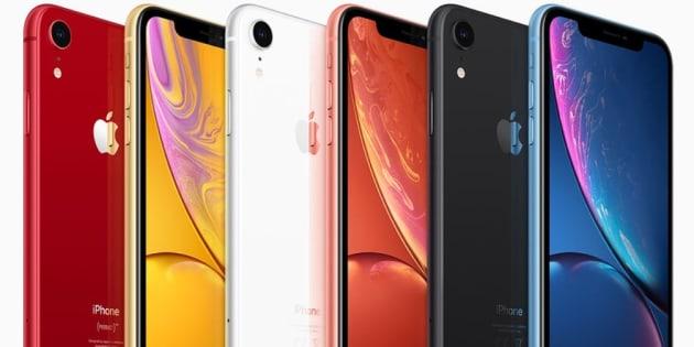 iPhone Xr: Ces trois smartphones chinois vont faire mal à la version low cost de l'iPhone X