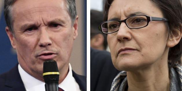 Nicolas Dupont-Aignan et Nathalie Arthaud ont plus de 500 signatures.