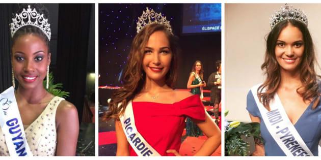 Miss France 2018 : découvrez les 30 prétendantes