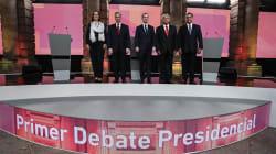 EN VIVO: Primer debate presidencial de México