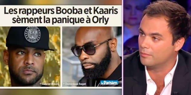 Pour sa première à ONPC, Charles Consigny juge injustifiée la détention provisoire de Booba et Kaaris.