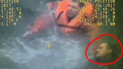 Il plonge dans une eau à 8° pour sauver un pêcheur de la