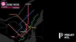 Projet Montréal promet une ligne rose encore plus