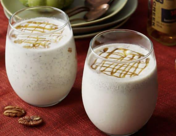 Cocktail of the Week: Adult pecan pie milkshake