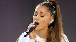 Ariana Grande Leads Emotional Performances At Manchester Benefit