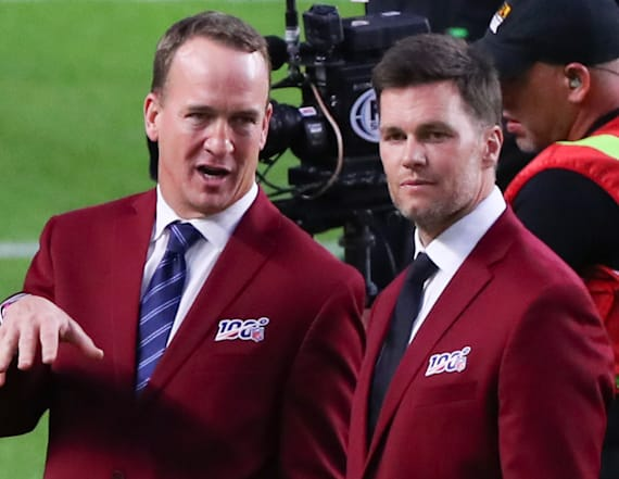 Report: Tiger, Phil, Brady and Manning may face off