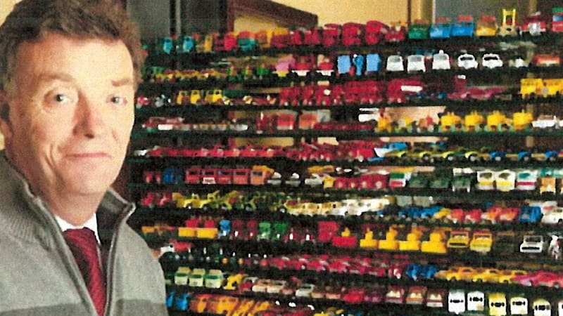 A nearly 3,000-piece Matchbox collection sold for almost $400,000