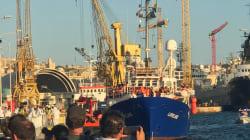 Le Lifeline est arrivé à Malte, avec 233 migrants à son