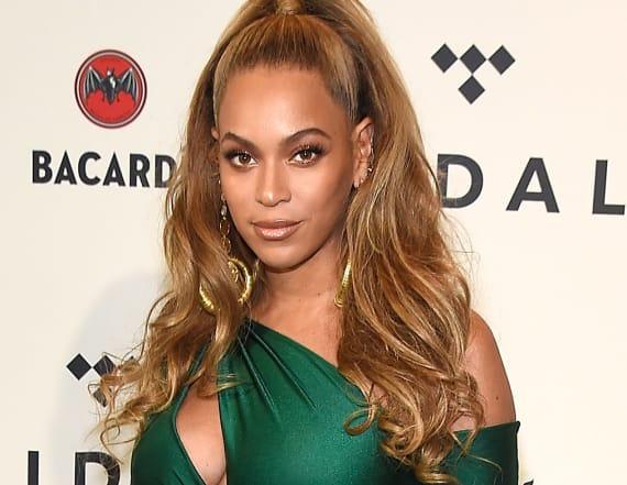 Beyoncé steals the show at TIDAL X