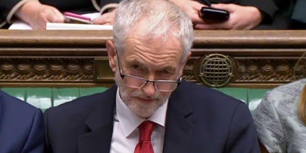Imagen de archivo de Jeremy Corbyn.