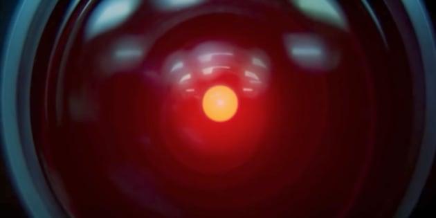 """Douglas Rain est mort. Il était le voix de HAL 9000 dans """"2001, l'Odyssée de l'espace"""" de Stanley Kubrik."""
