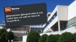 Fusillade à Grasse: les élèves ont rassuré leurs proches en direct sur