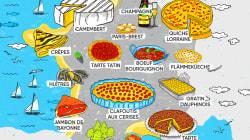 La comida típica que debes comer de viaje por