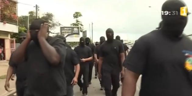 """Qui sont """"les 500 frères"""", collectif anti-délinquance à la pointe de la contestation en Guyane"""