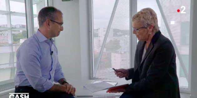 """""""Cash Investigation"""": La défense du vice-président de Coca-Cola face à Élise Lucet n'a pas convaincu."""