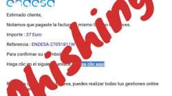 ¡Es una estafa!: Ten cuidado con la factura falsa de