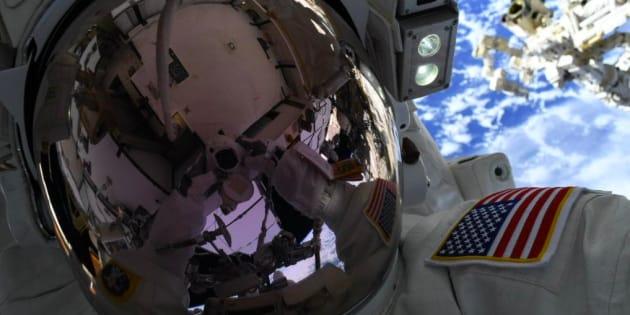 La première sortie spatiale 100% féminine annulée faute de combinaison