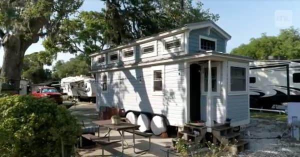 Dream Big, Live Small: This couple downsized to a tiny home to focus on the important things in life