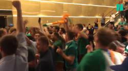 McGregor a peut-être perdu contre Mayweather, mais l'Irlande a gagné le match des