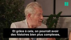 Ian McKellen aimerait que James Bond soit un héros